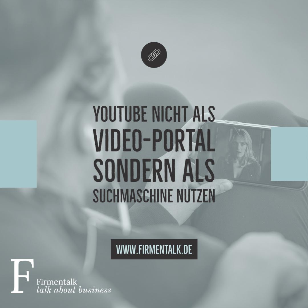 Youtube nicht als Video-Portal sondern als Suchmaschine nutzen
