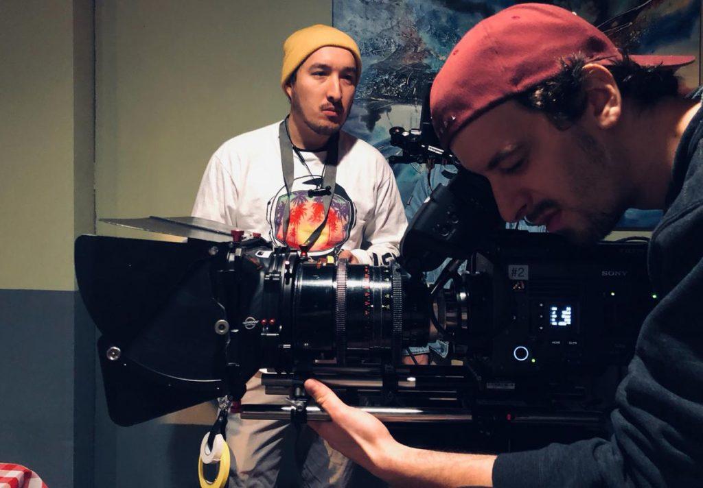 Cinematographer Kamera